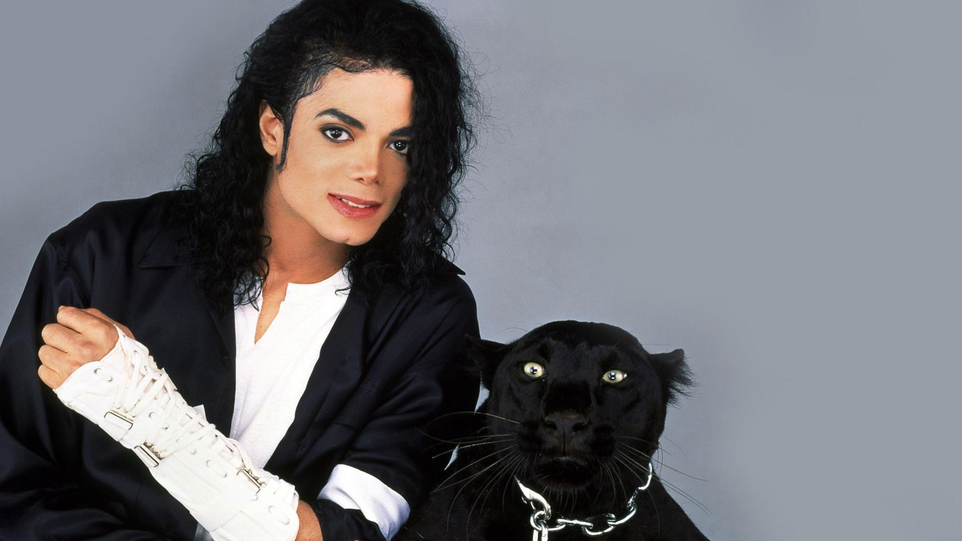 黒豹とマイケルジャクソン